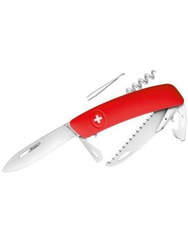 Schweizer Messer D05 rot