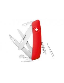 Schweizer Messer SCISSORS rot