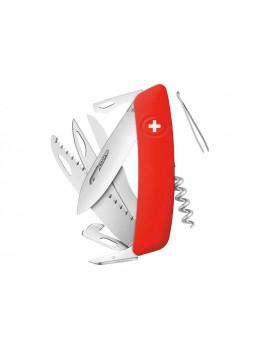 Schweizer Messer D09 rot