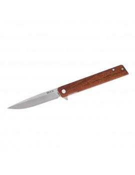 Einhandmesser DECATUR 256 Holz von BUCK Knives