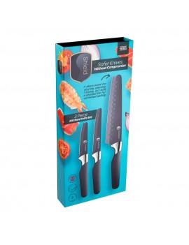 Küchenmesser-Set SHIELD 3-tlg.