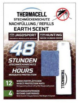 Thermacell Nachfüllpack E-4